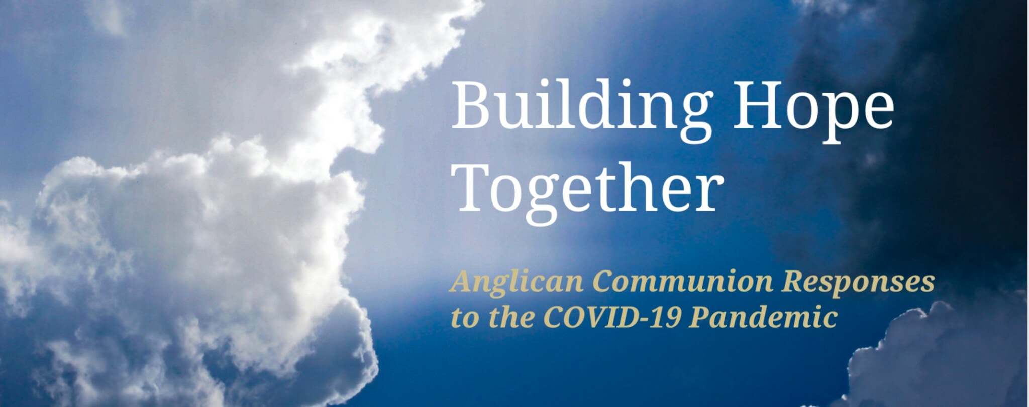 Building Hope Together image