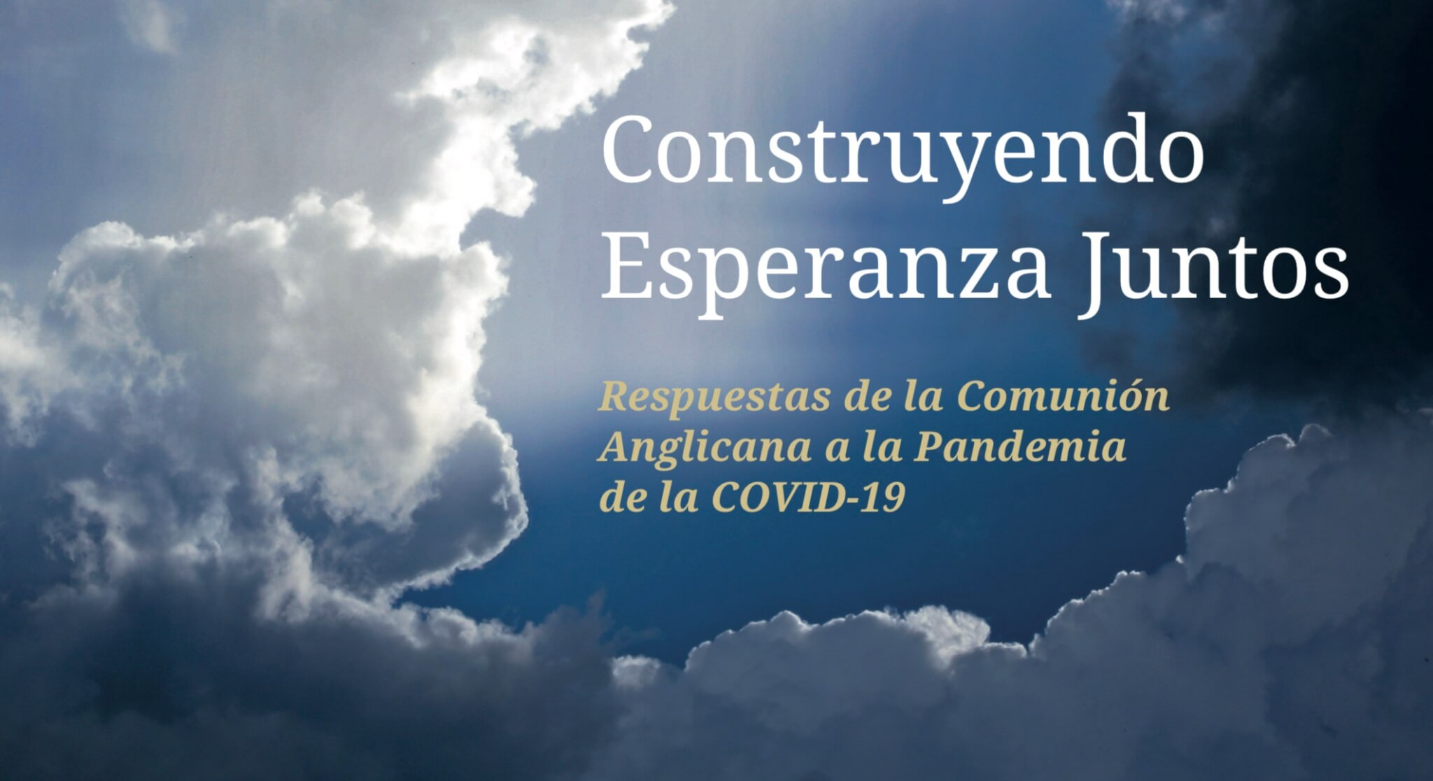 Spanish covid report image